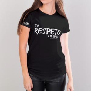 yo respeto a mi esposo Negro