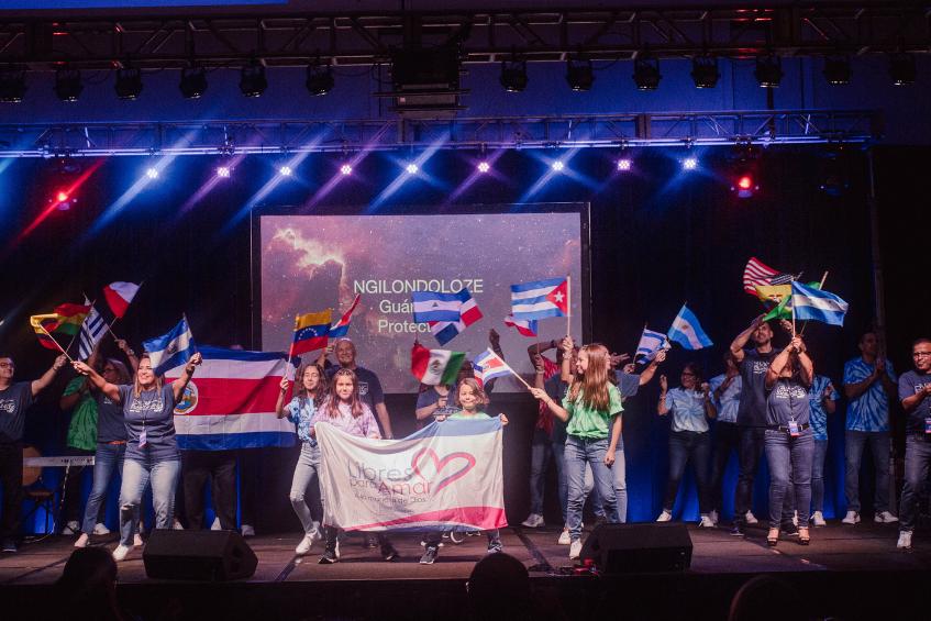 Con éxito total se llevo a cabo la Convención Anual de Libres Para Amar 2021 NEW BEGGINNING